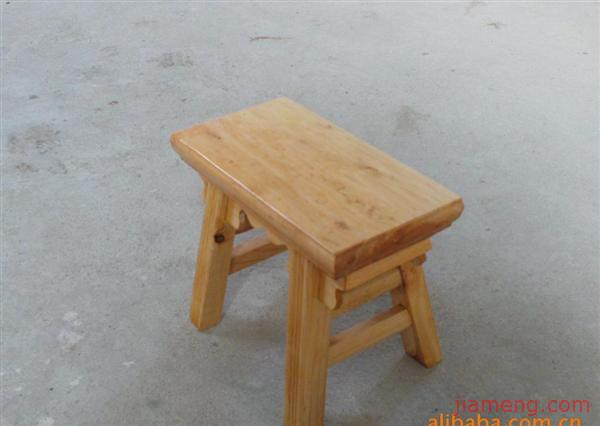 手工制作小木椅