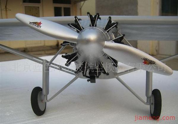 承接纯手工制作,的圣路易精神号飞机模型以及各种老式飞机模型.