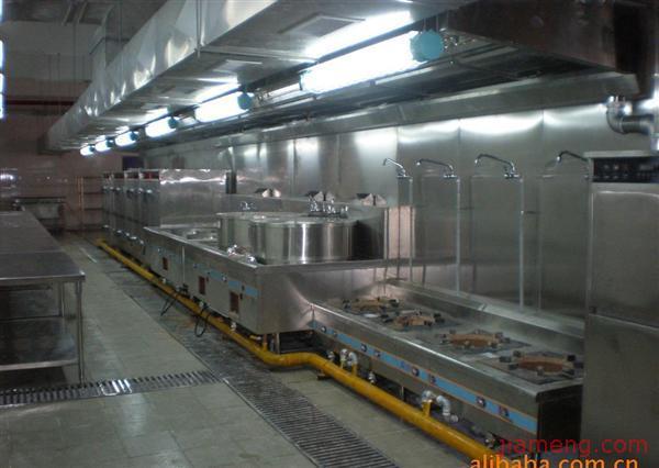 西式餐厅,星级酒店,酒楼,学校,企业,医院,机场等提供了整体厨房策划设