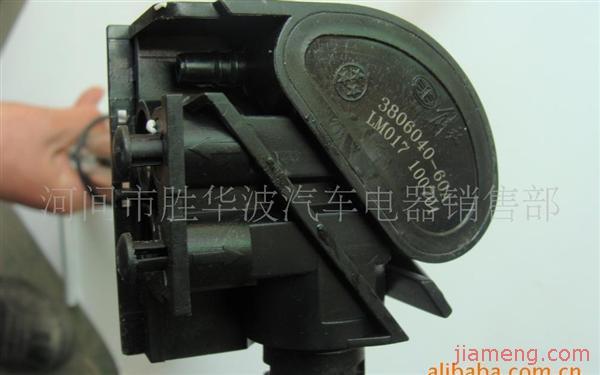 福田汽车风扇调速器接线图-搭配风扇调速器,可为用户提供三档风扇图片