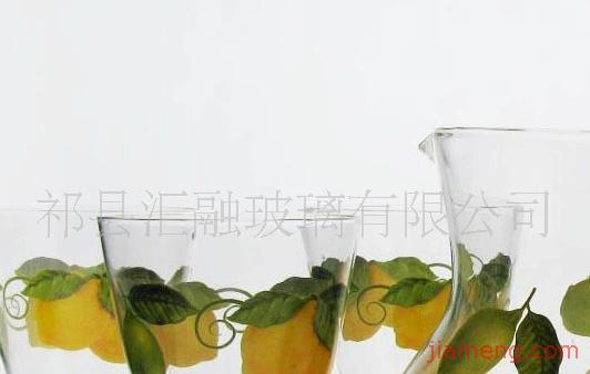 产品细节图及手绘器皿